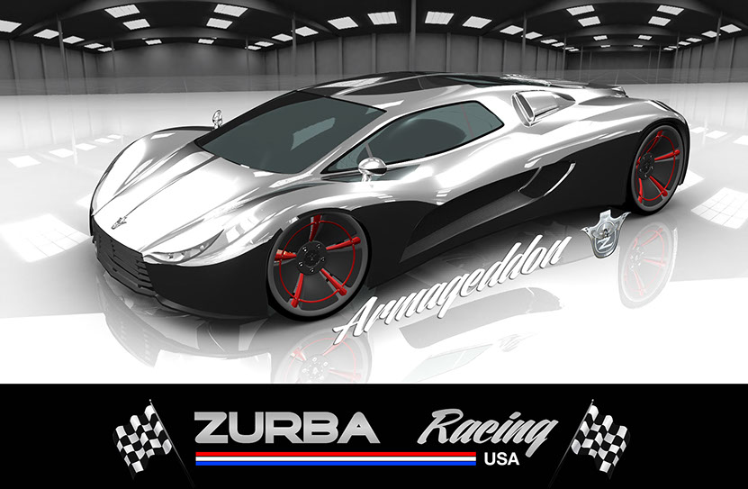 Zurba Industries Home Of America S Supercar And Timepiece